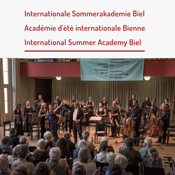 Académie internationale d'été de Bienne